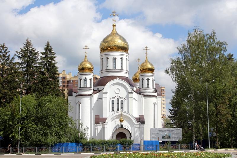 Храма Архангела Михаила в Краснознаменске