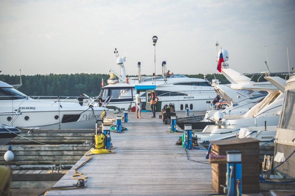 Яхт-клуб «Галс»