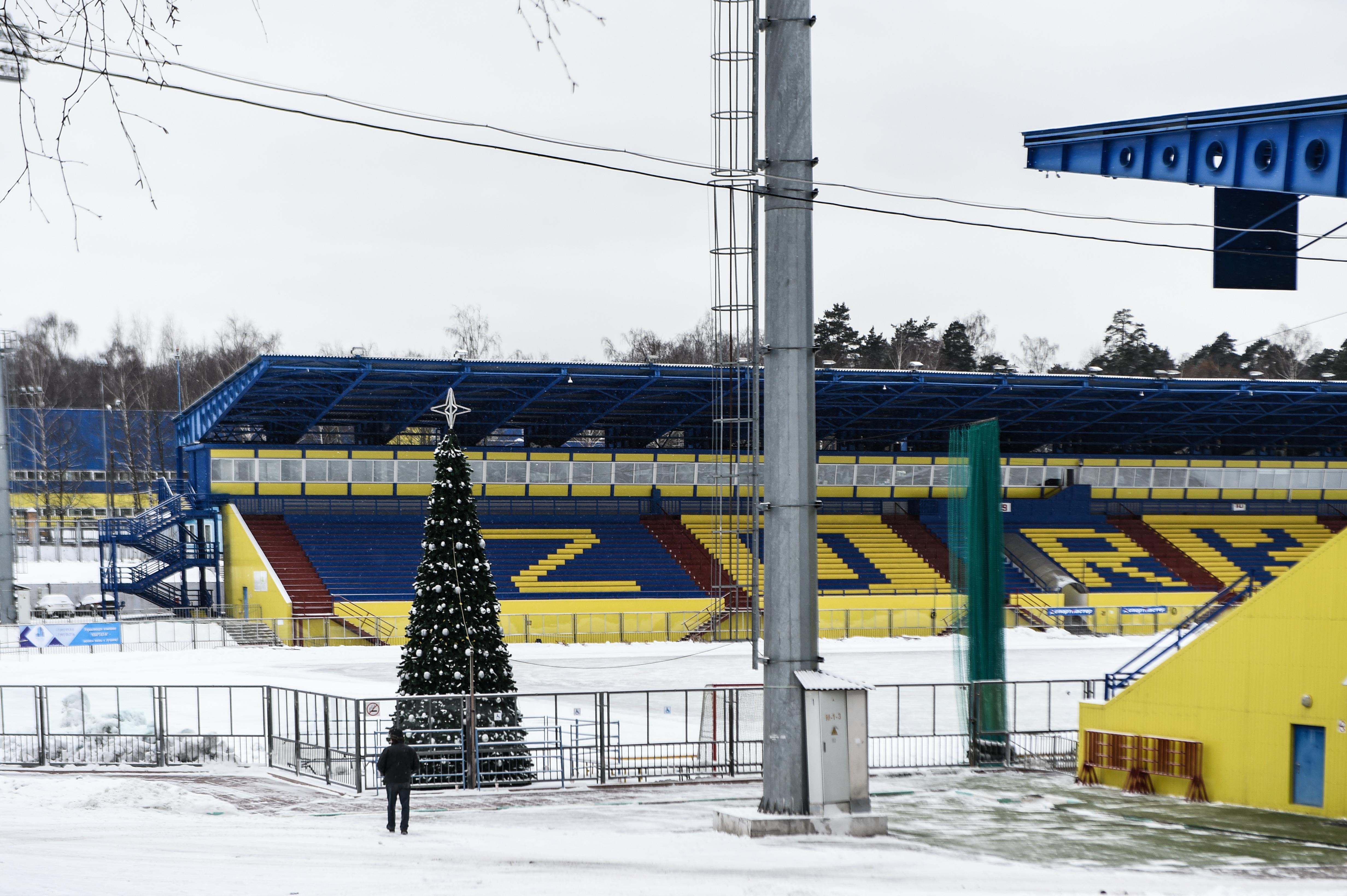 Стадион «Зоркий»