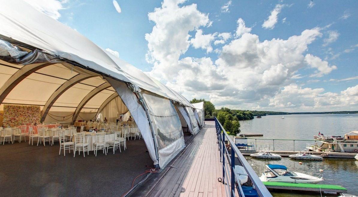 Отель-яхт-клуб «Новый берег»
