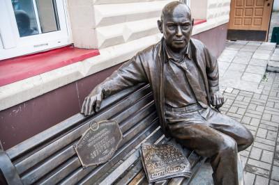Орехово-Зуево, памятник Сухорукову