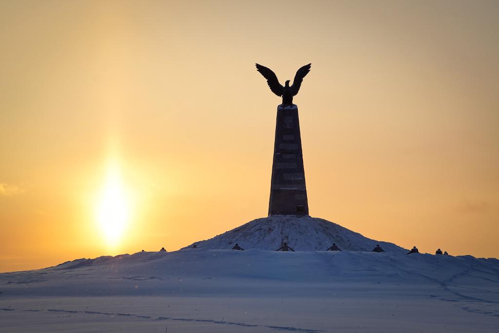 Памятник «Мертвым Великой армии», Музей-заповедник «Бородинское поле»