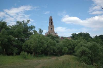 Церковь Иоанна Предтечи на Ивановой горе