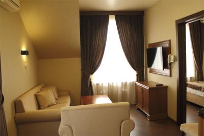 Мотель «Вулкан»