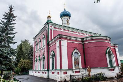 Балашиха, Храм Рождества Персвятой Богородицы