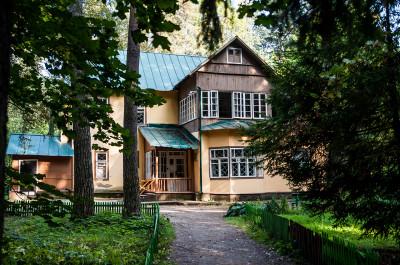 Дом-музей К.И. Чуковского в Переделкино