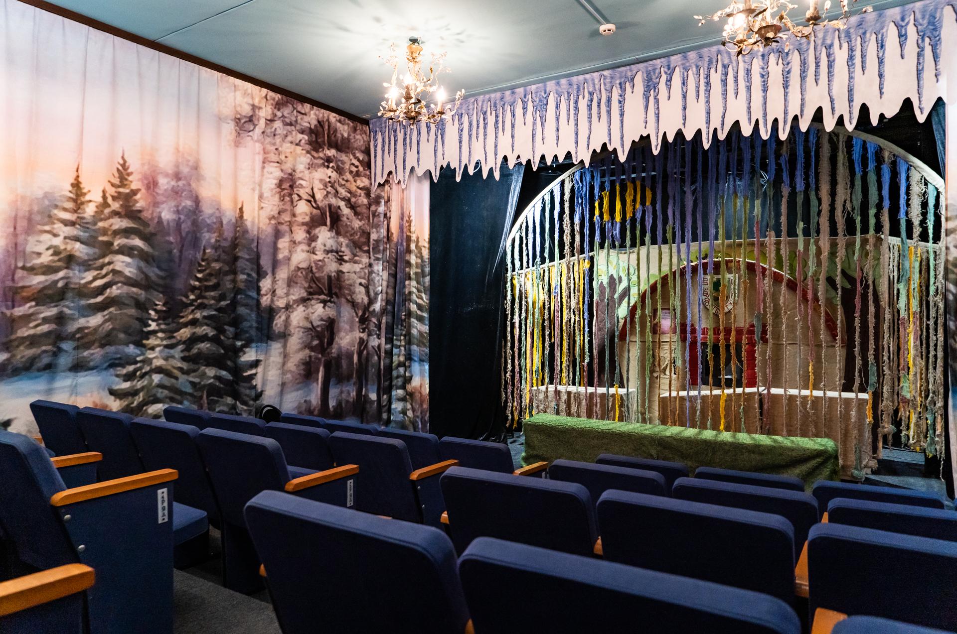 Маленький театр кукол в Балашихе