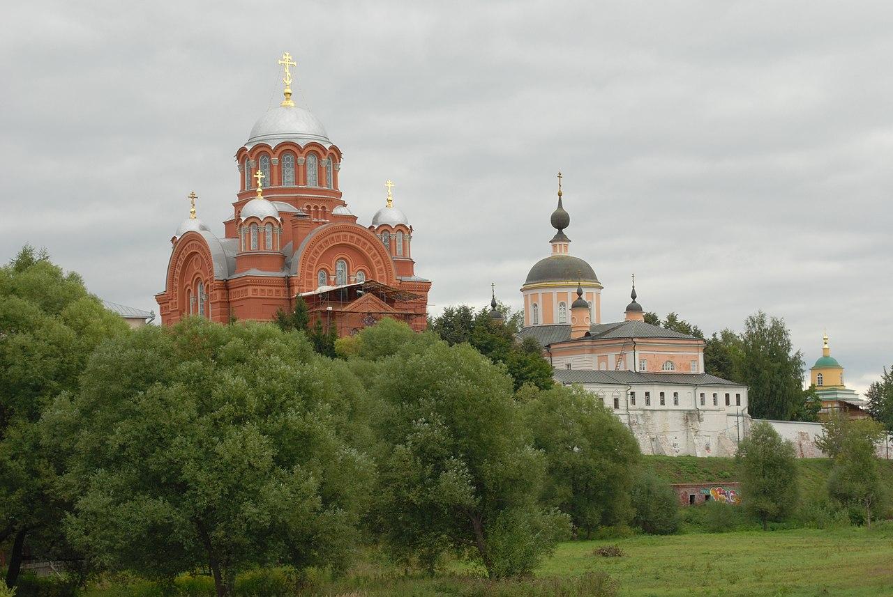 Никольский собор в Хотькове
