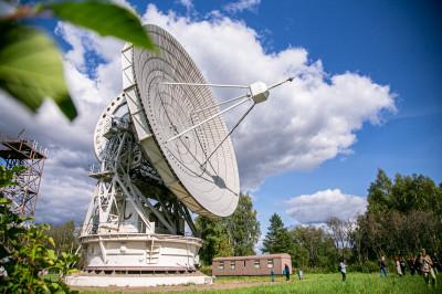 Телескопы в Пущине. Подкаст 12