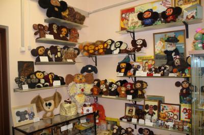 Музей «Квартира Чебурашки»