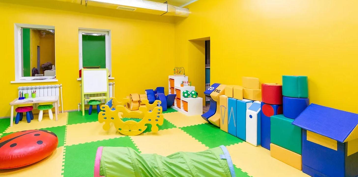 Парк-отель «Софрино». Игровая комната для детей