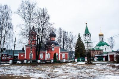 Ивантеевка, Георгиевская церковь