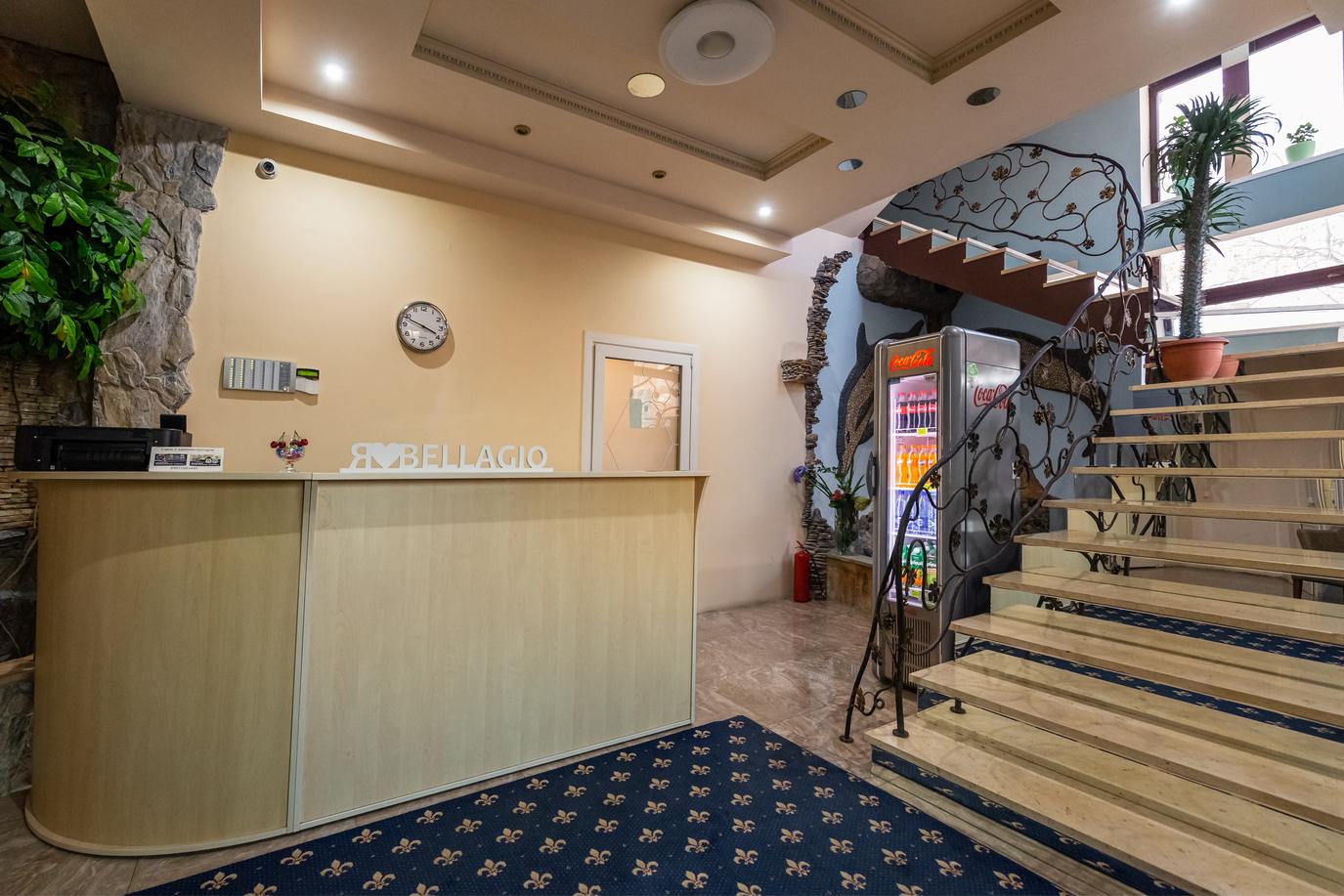Отель «Белладжио» в Воскресенске