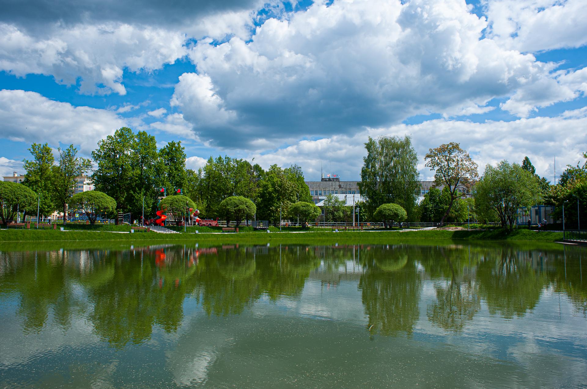 Руза, Георгиевкий пруд