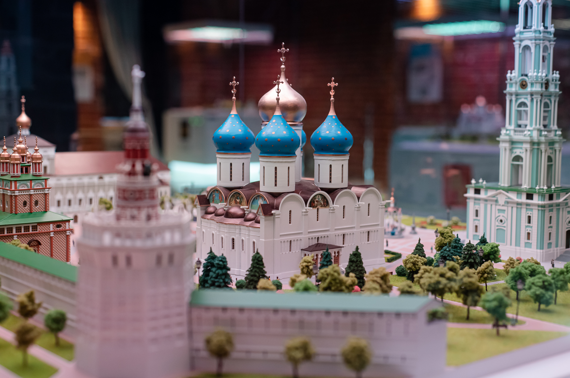 Музей «АртМакет», Сергиев Посад