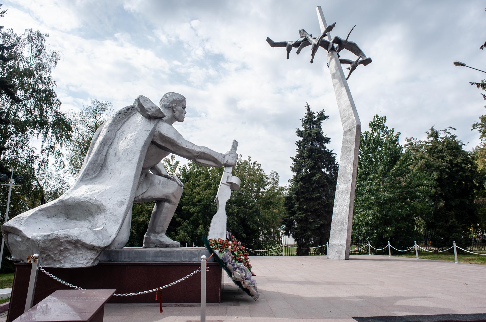 Котельники. Мемориал ВОВ. ЖК Белая Дача