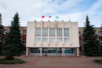 Шаховская, Администрация