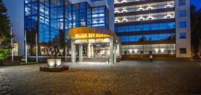 Отель «Артурс Village & SPA». Корпус №1