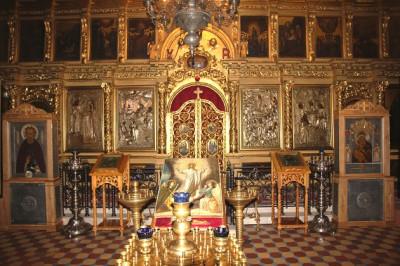 Храм Рождества Богородицы на Возмище