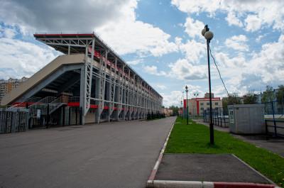 Железнодорожный, стадион Орион
