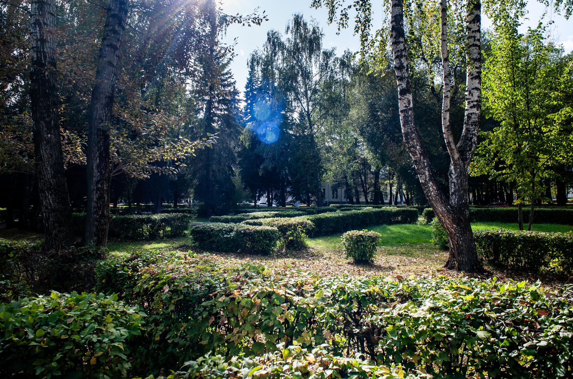 Воскресенск, площадь Ленина