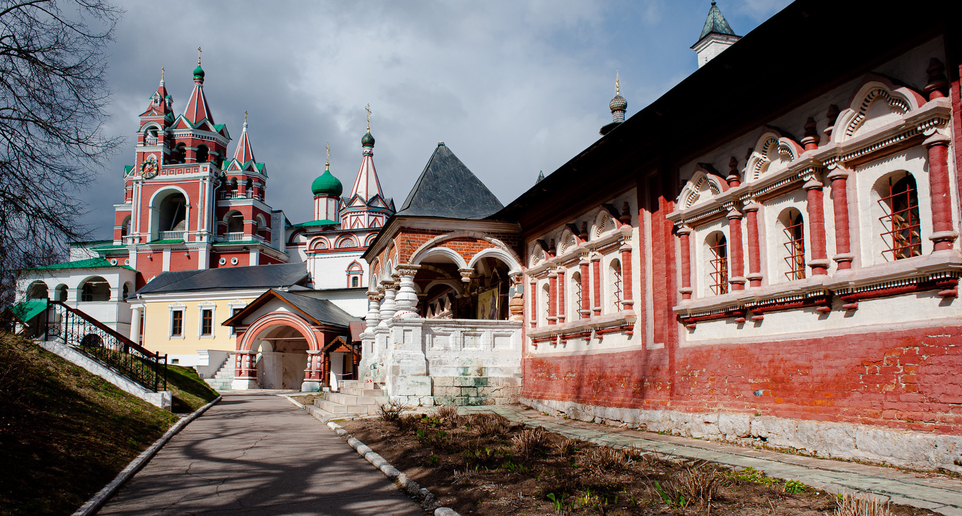 Звенигород, Саввино-Сторожевский мужской монастырь