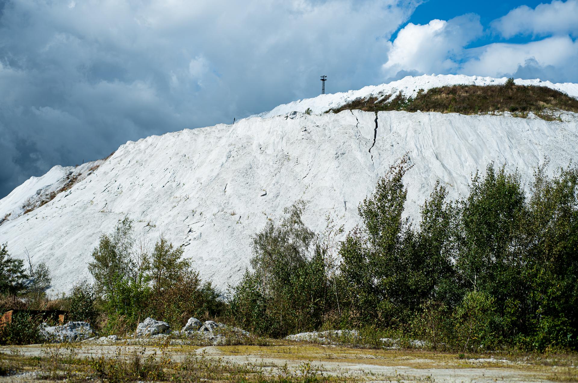 Восквесенск, Белая гора