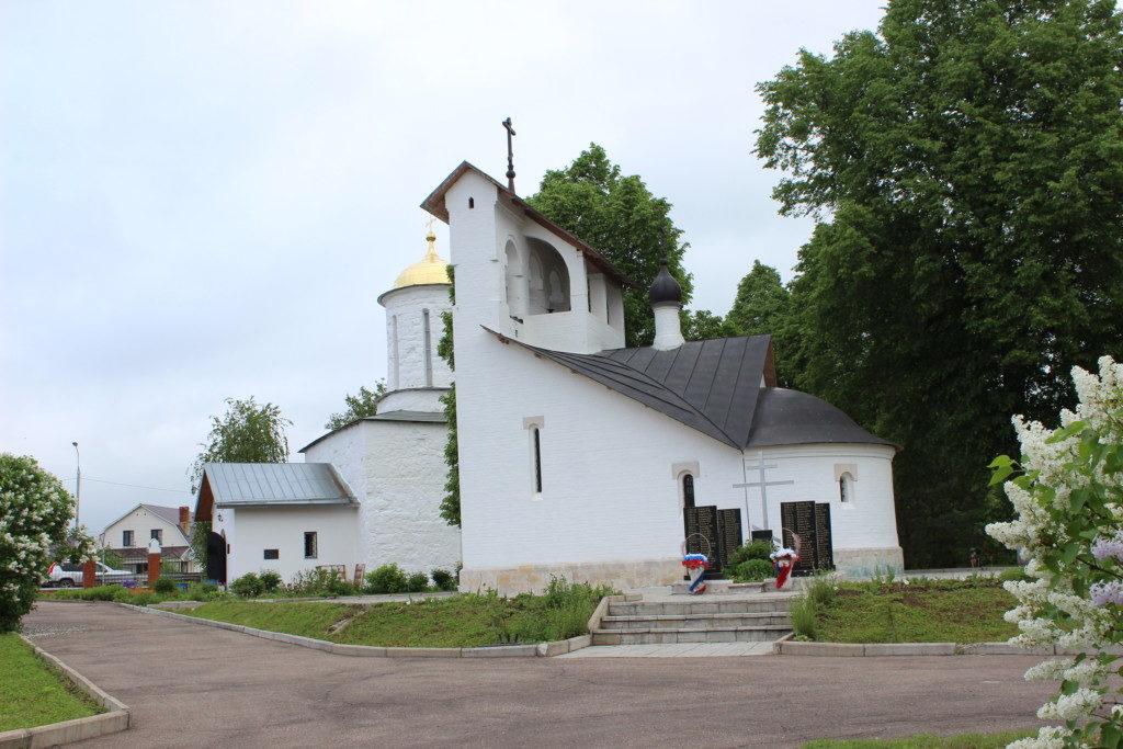 Никольская церковь села Каменское