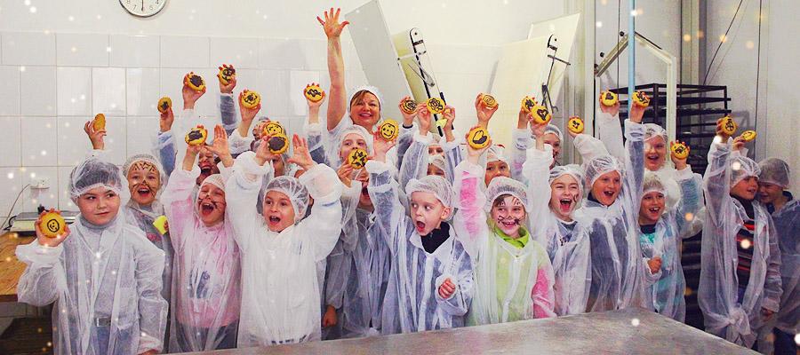 Музей-пекарня «Хлебный ангел»