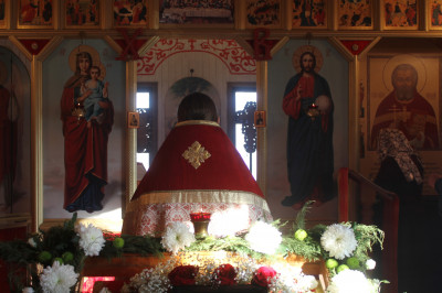 Храм Архангела Михаила в деревне Тараканово