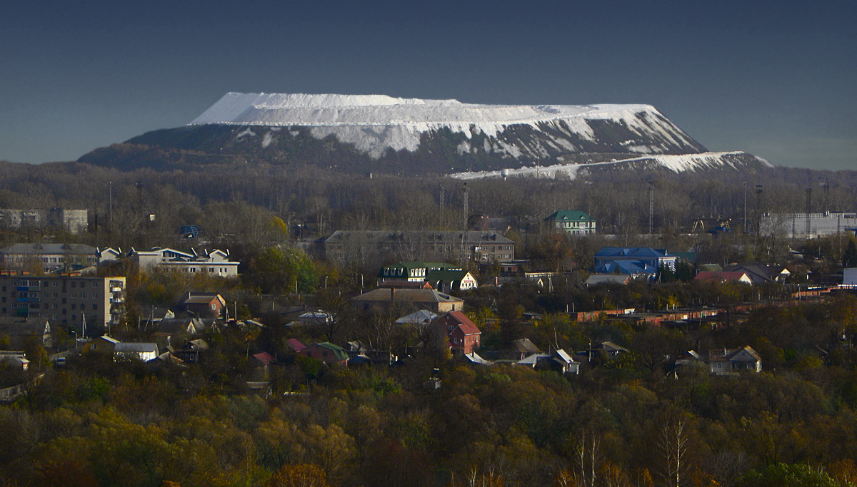 Воскресенск, Белая гора