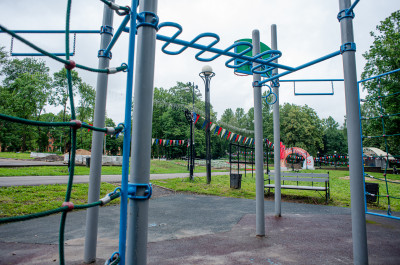 Клин, Сестрорецкий парк