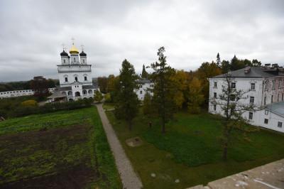 Пресс-тур в Свято-Успенский Иосифо-Волоцкий монастырь