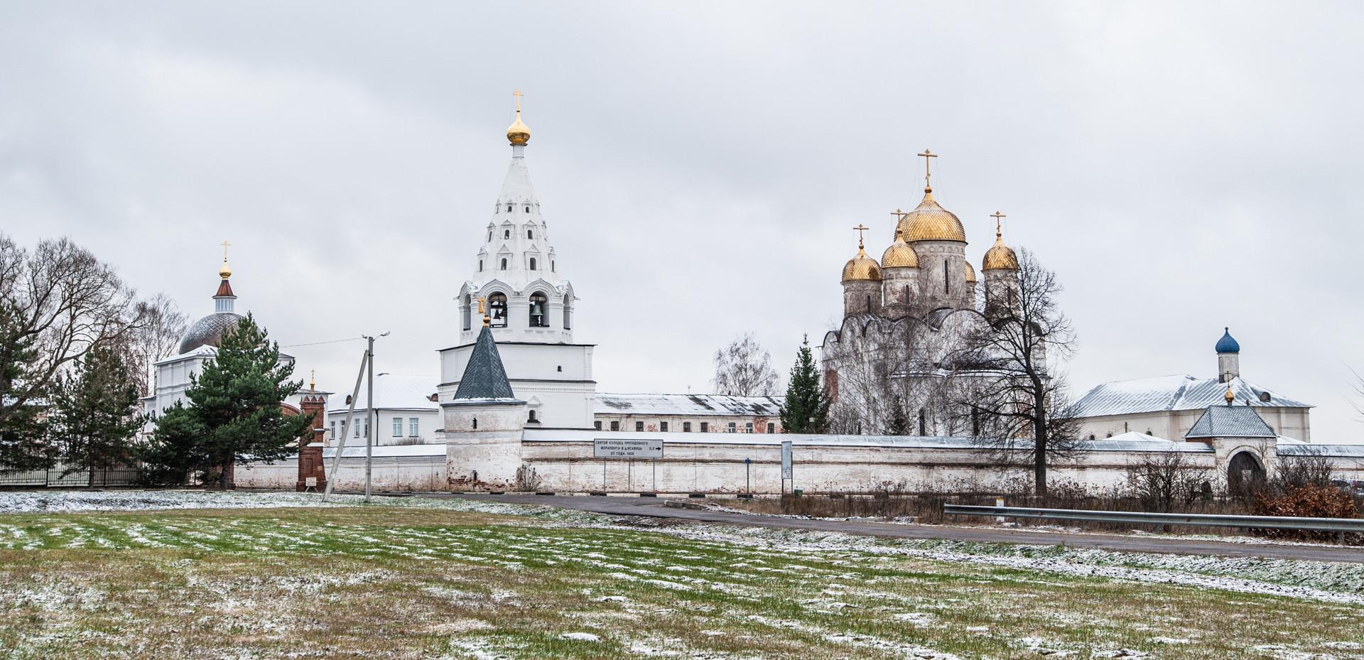 Можайский Лужецкий монастырь