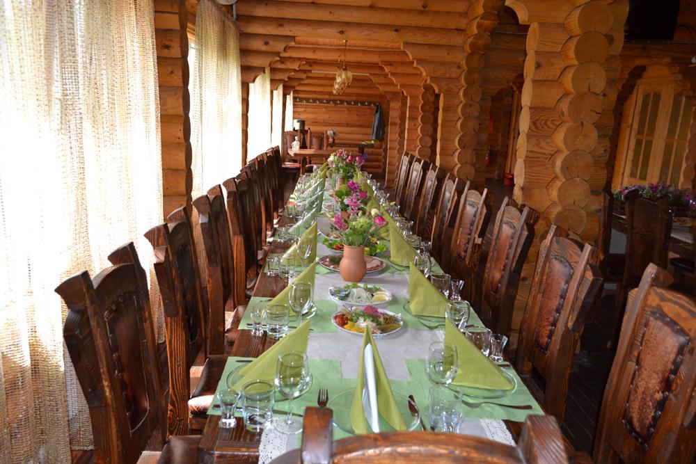 Загородный рыболовный клуб «Литвиново»