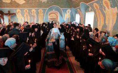 Ново-Голутвин монастырь в Коломне