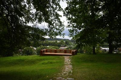 Парк культуры и отдыха «Городок» в Рузе