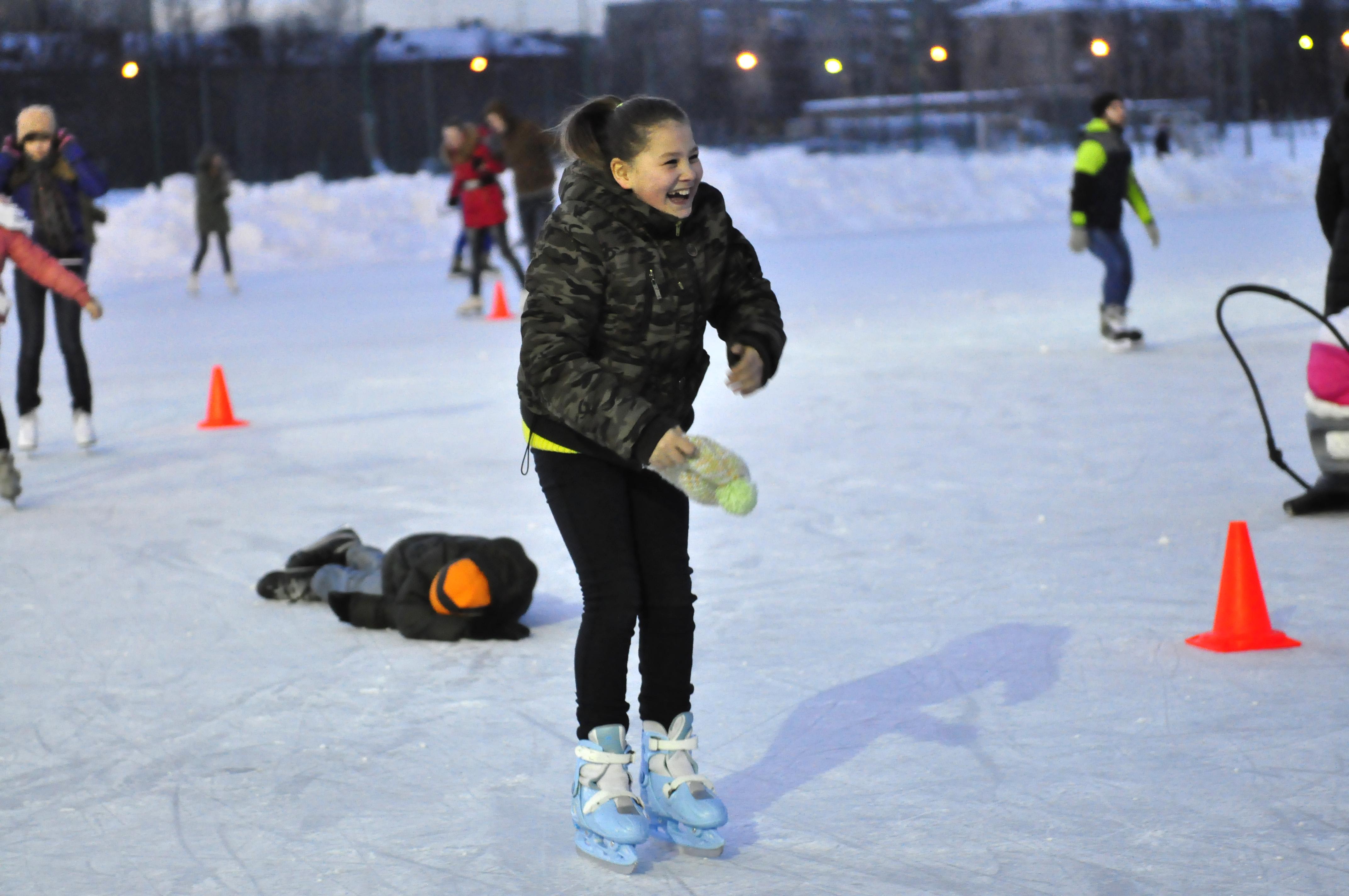 День зимних видов спорта во Фрязино