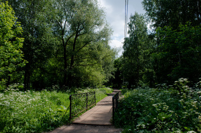 Павловский Посад, Парк Победы