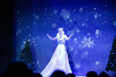 Спектакль «Снежная Королева» в музее «Новый Иерусалим»