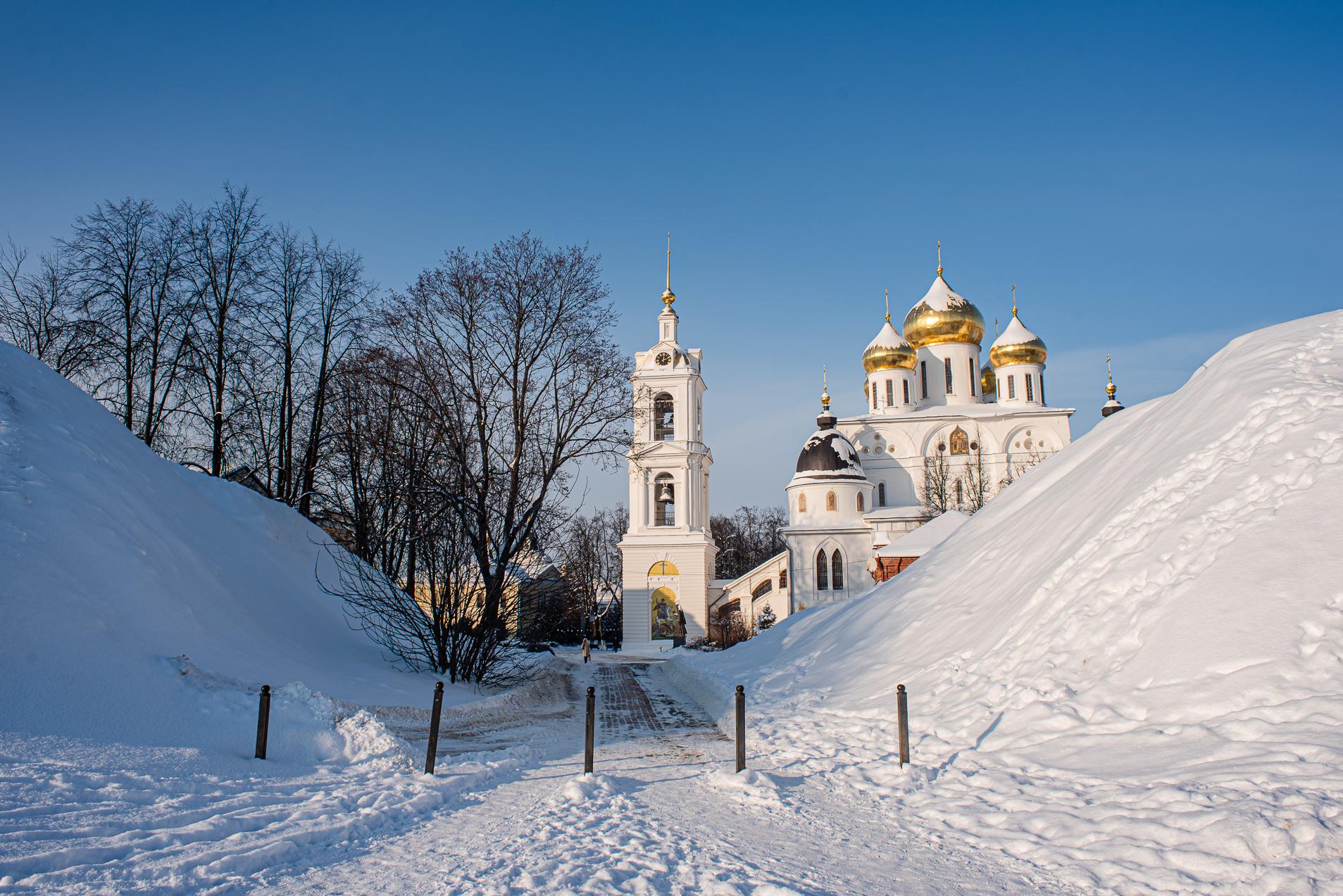 Дмитров, Успенский Кафедральный собор
