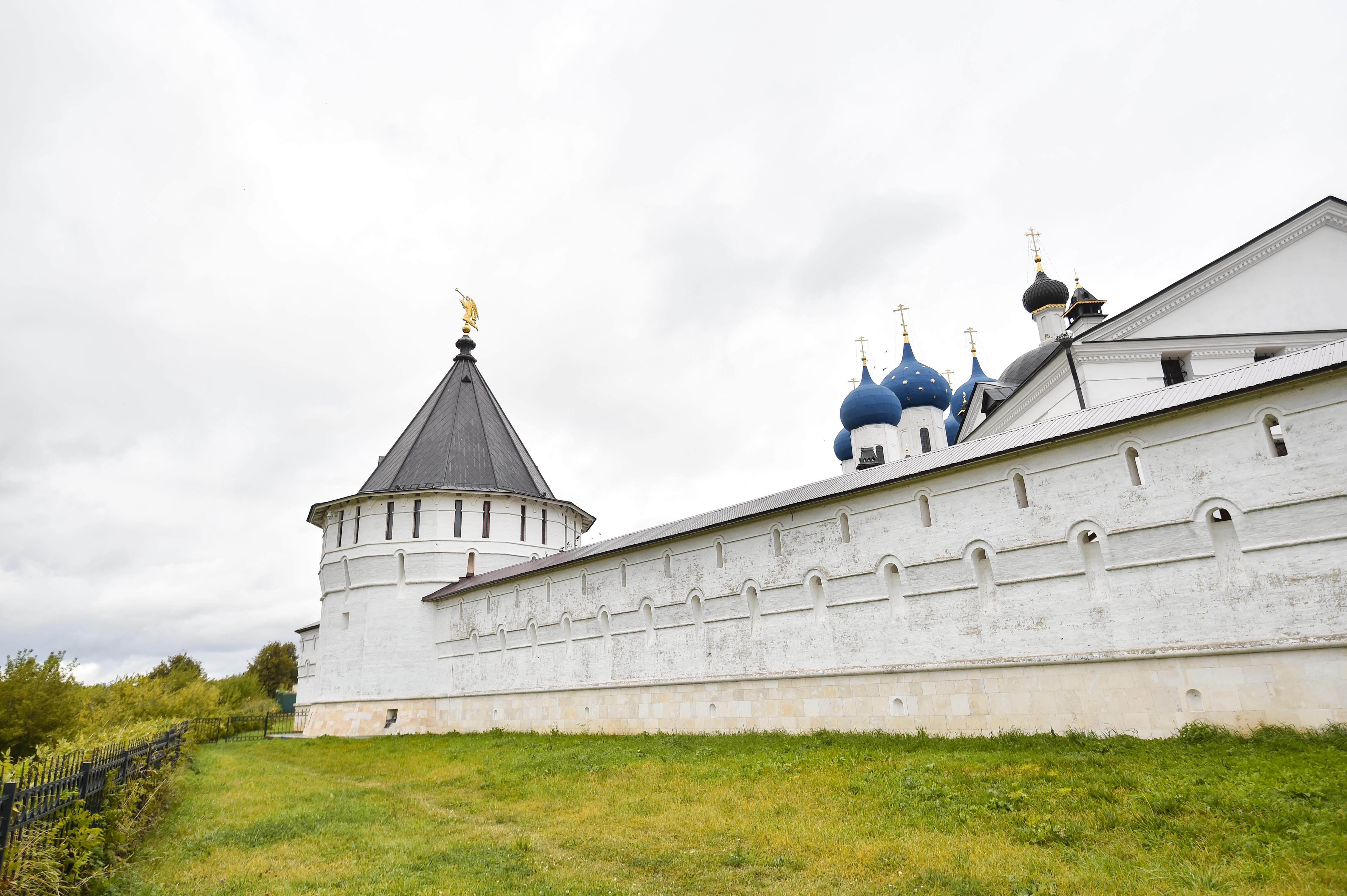 Прогулка в Серпухове