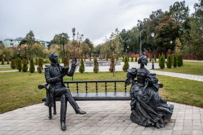 Лосино-Петровский, Никольский Парк