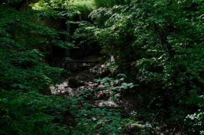 Калужская область, Кислинский водопад (Калужская Ниагара)