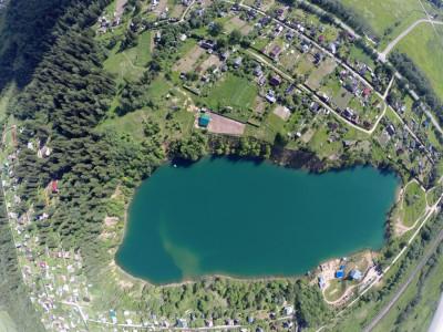 """Голубое озеро, Дайв-центр """"Сычики"""""""