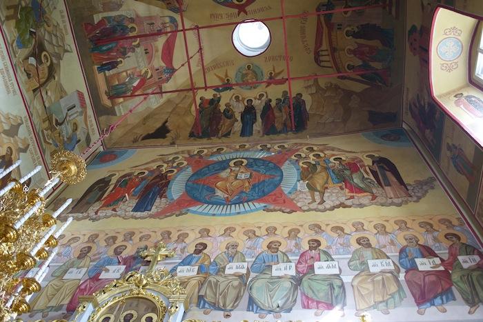 Храм преподобного Сергия Радонежского в селе Комягино