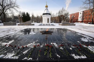Реутов, Мемориал ВОВ