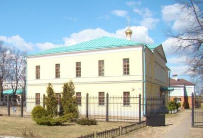Ансамбль присутственных мест в Дмитрове. Казначейство