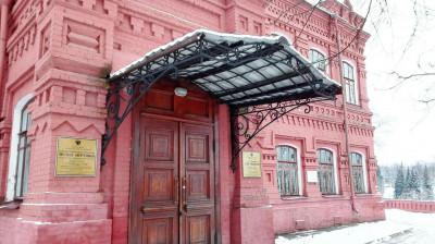 Здание Музея игрушки СПФ ФГБОУ ВШНИ. Сергиев посад.