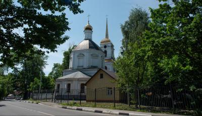 Раменское, Церковь Бориса и Глеба
